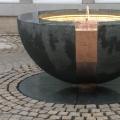 Brunnen für die Stadt Brackenheim, Anröchter Grünstein