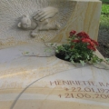Grabmal für eine Katzenliebhaberin; Seeberger Sandstein